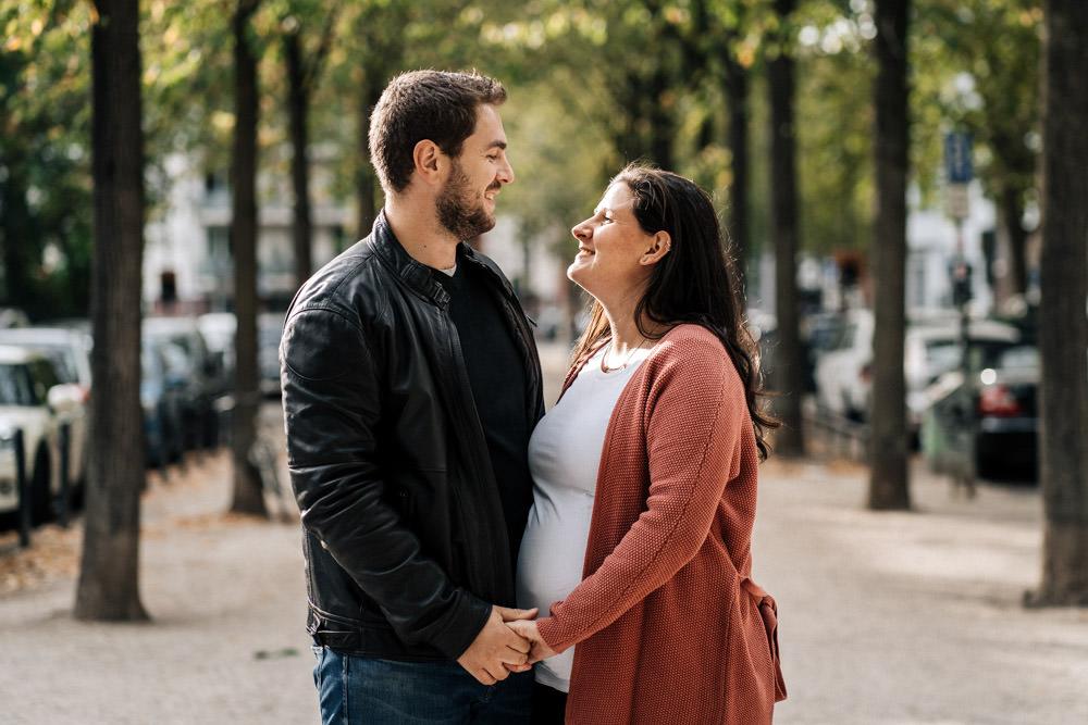 Babybauchshooting in Köln